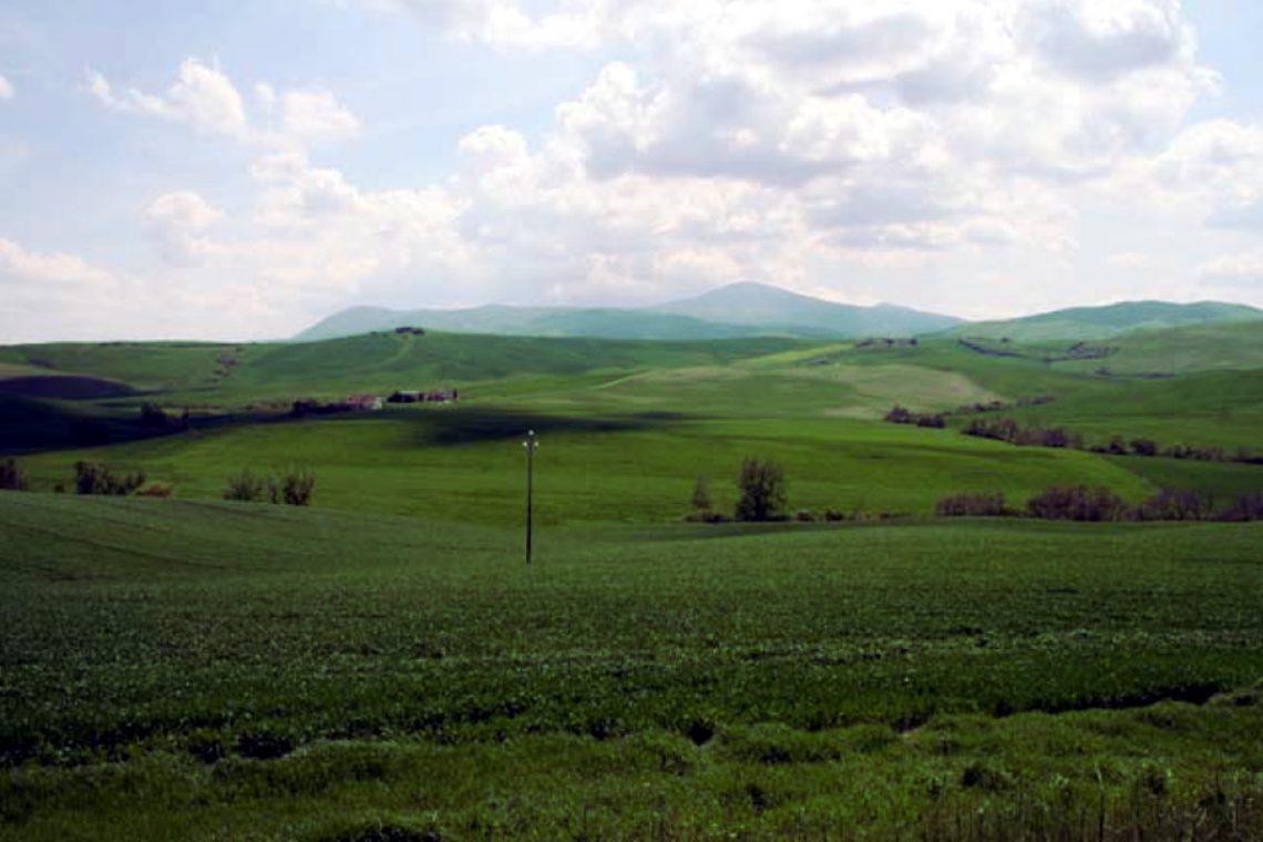 Tuscany farmhouse for sale near Montalcino 12