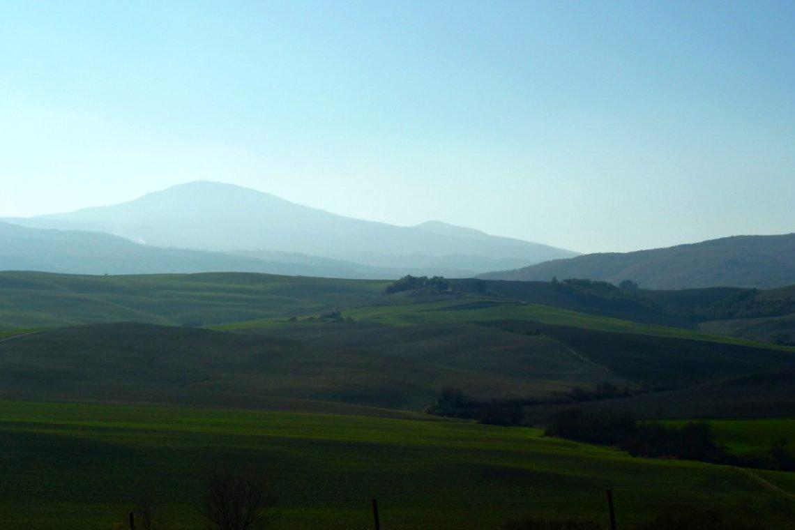 Tuscany farmhouse for sale near Montalcino 13