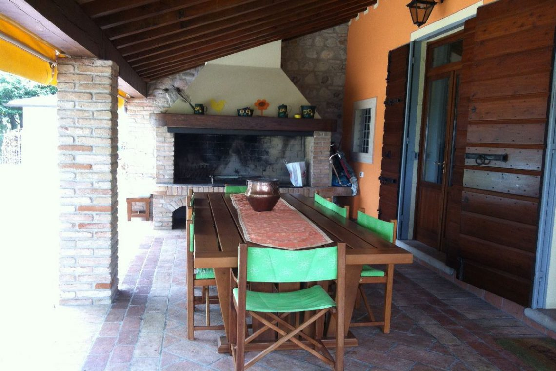 Luxury cottage for sale near Lake Garda Italy 10