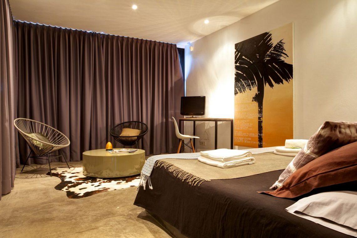 Ibiza rentals Villa with pool and exotic garden 22