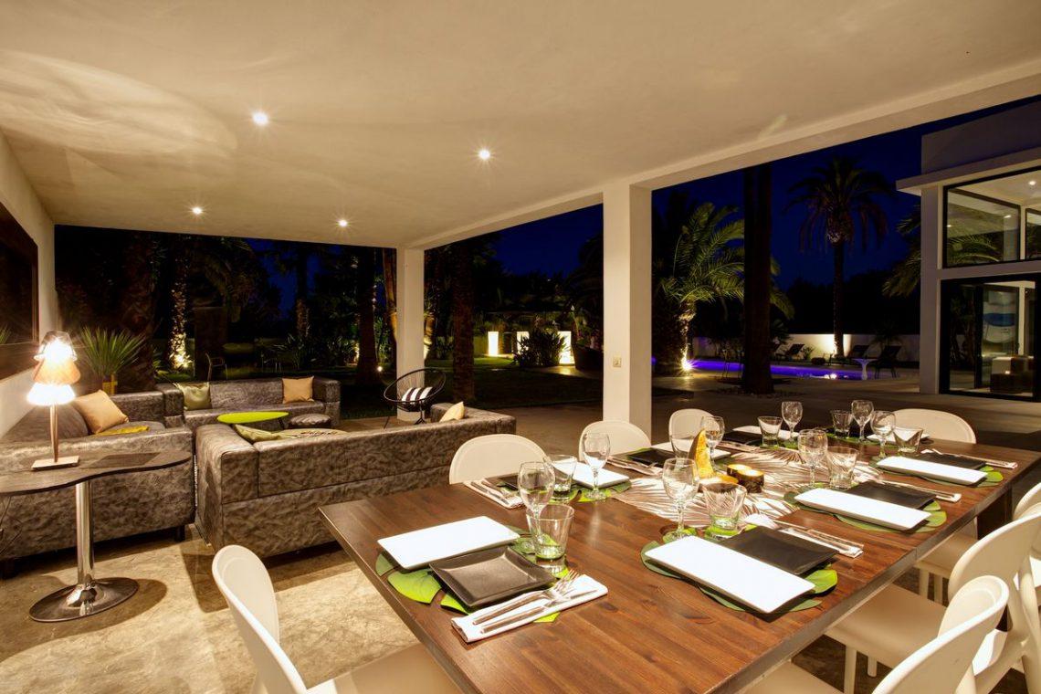 Ibiza rentals Villa with pool and exotic garden 26