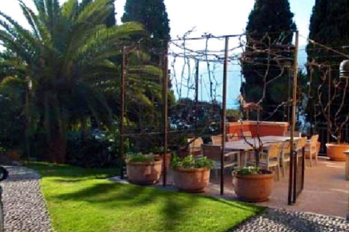 Villa Art Nouveau for sale Malcesine Lake Garda 08