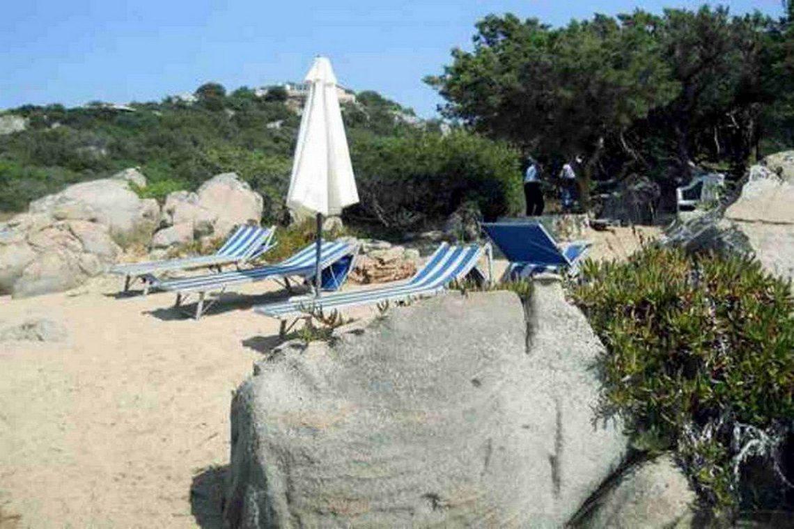 Porto Rotondo villa for sale waterfront with private beach 03