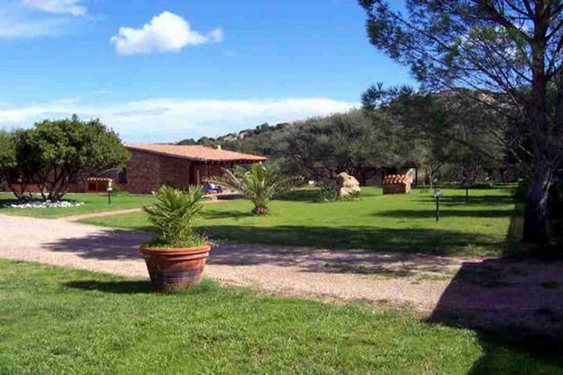 Porto Rotondo villa for sale waterfront with private beach 05