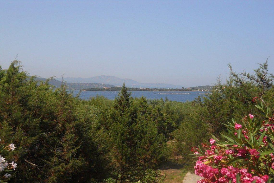 Porto Rotondo villa for sale waterfront with private beach 07
