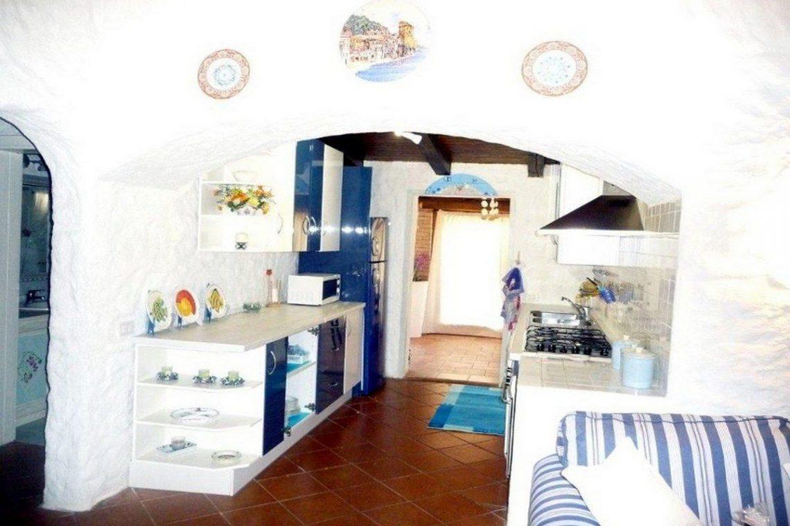 Porto Rotondo villa for sale waterfront with private beach 17