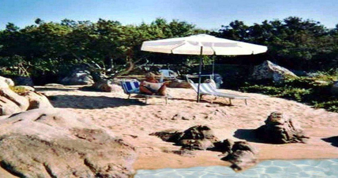 Porto Rotondo villa for sale waterfront with private beach slider