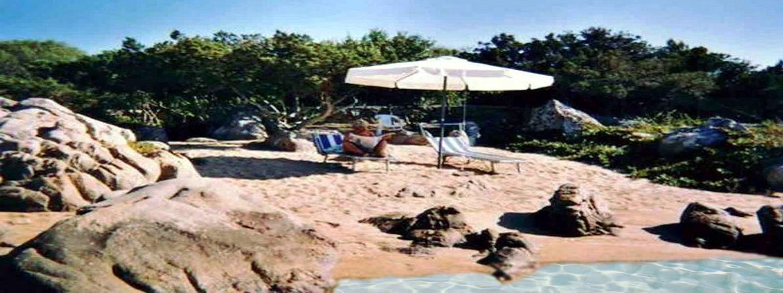 Porto Rotondo villa for sale waterfront with private beach