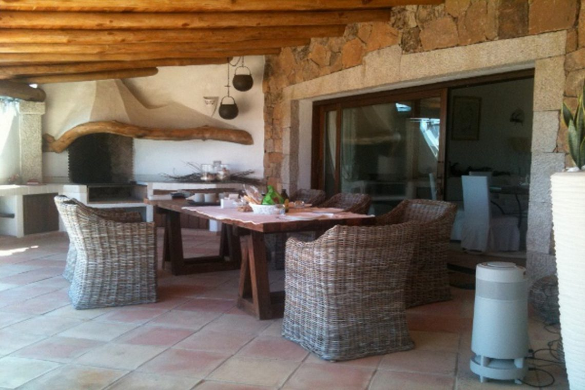 Sardinia Porto Cervo villa near Pevero Golf Club 09