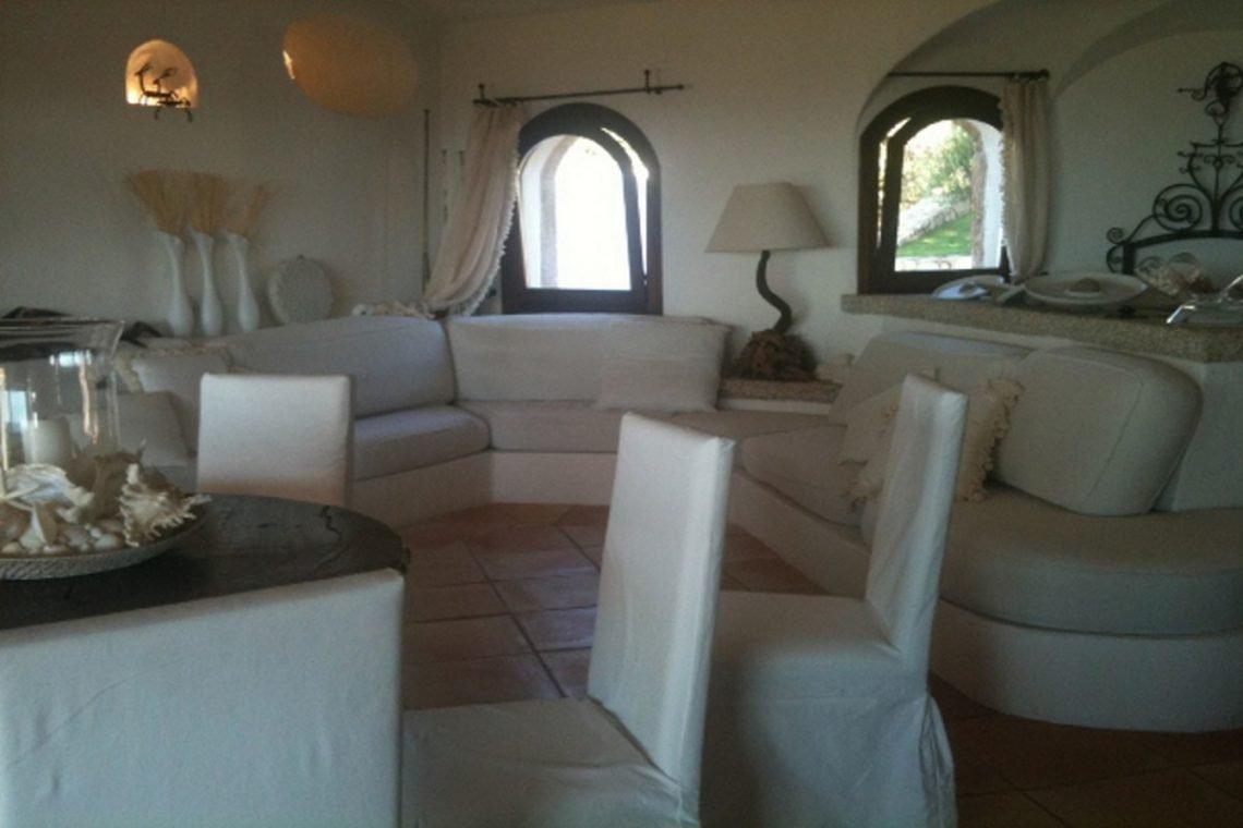 Sardinia Porto Cervo villa near Pevero Golf Club 11