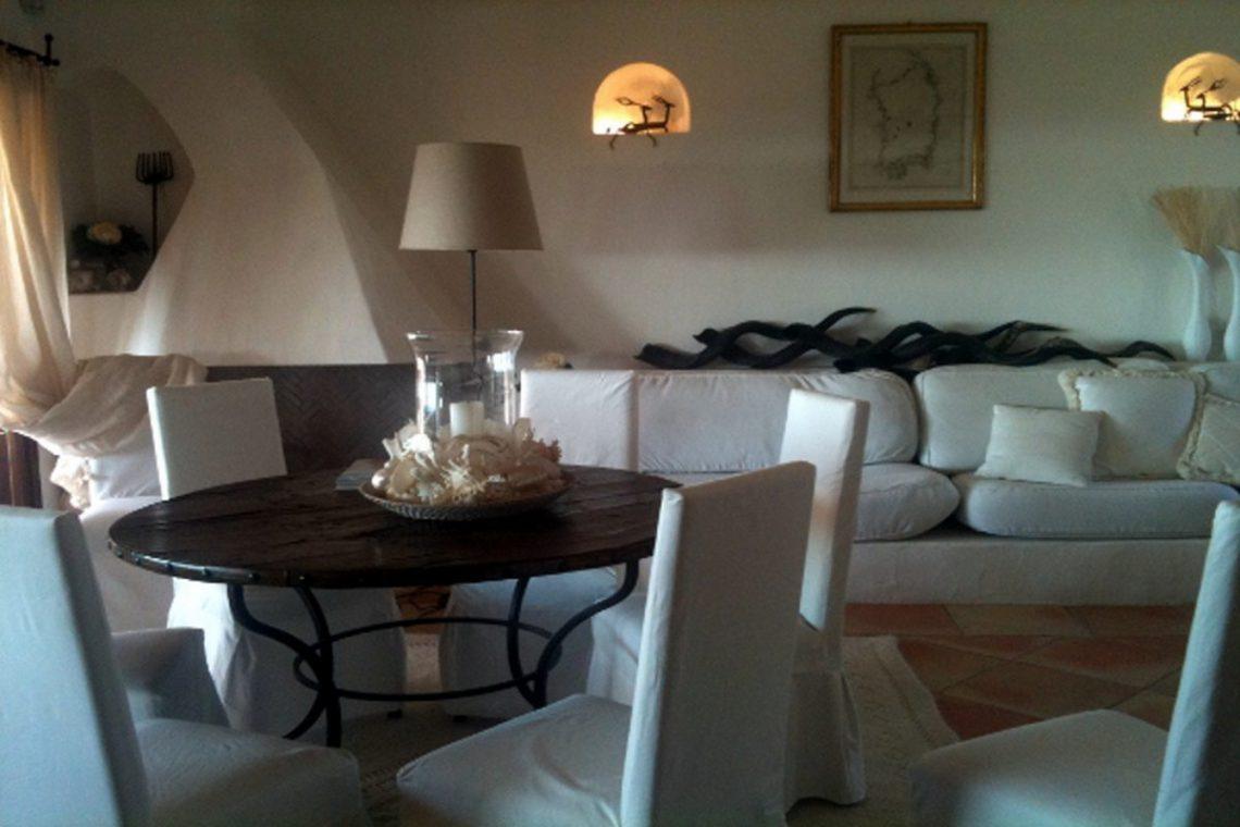 Sardinia Porto Cervo villa near Pevero Golf Club 12