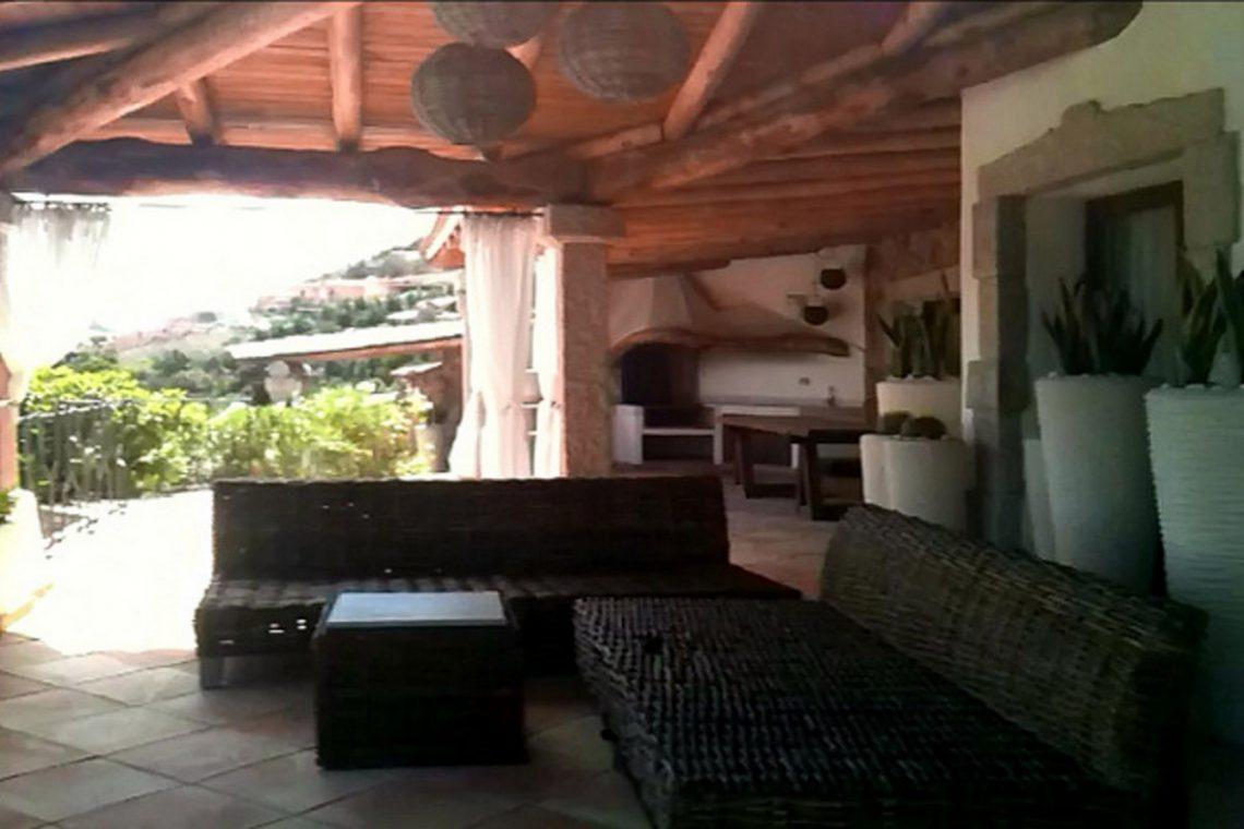 Sardinia Porto Cervo villa near Pevero Golf Club 13