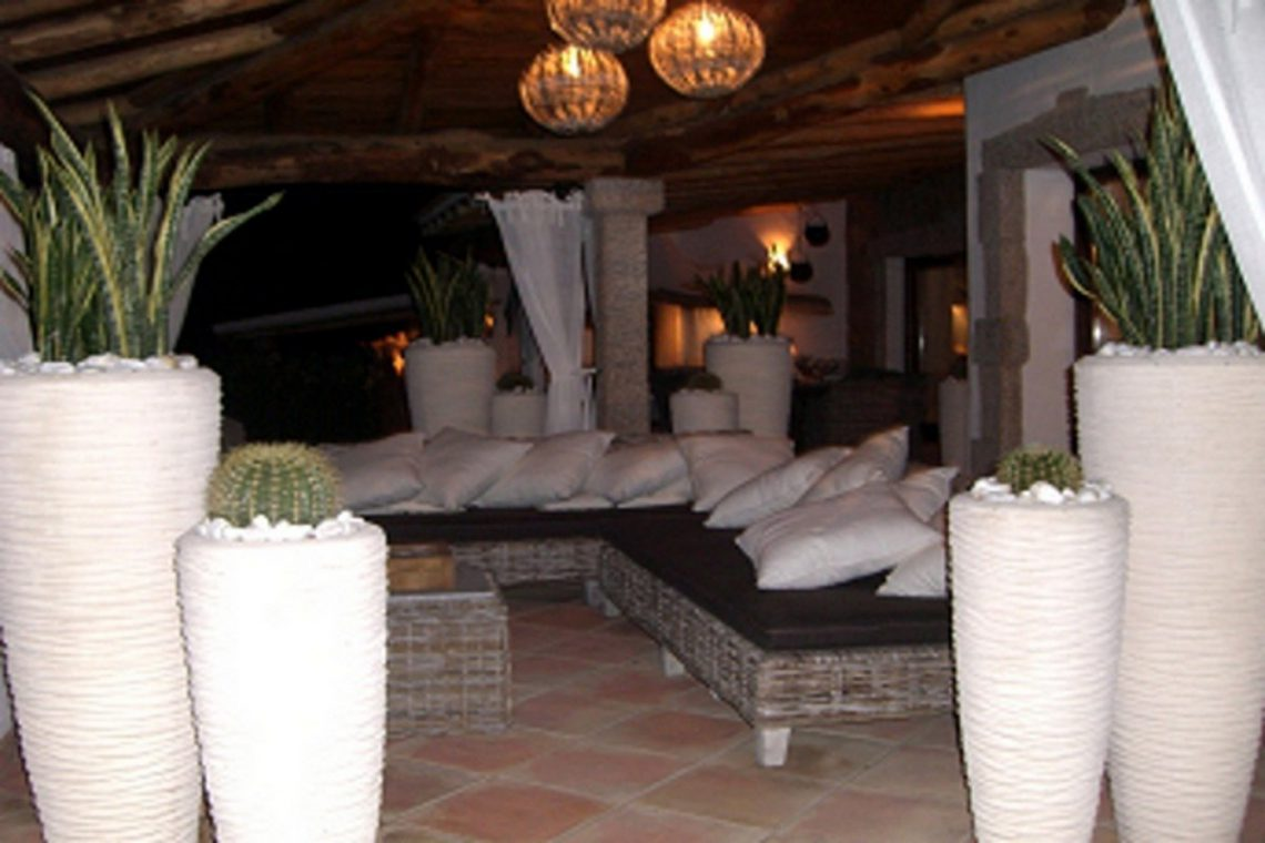 Sardinia Porto Cervo villa near Pevero Golf Club 16