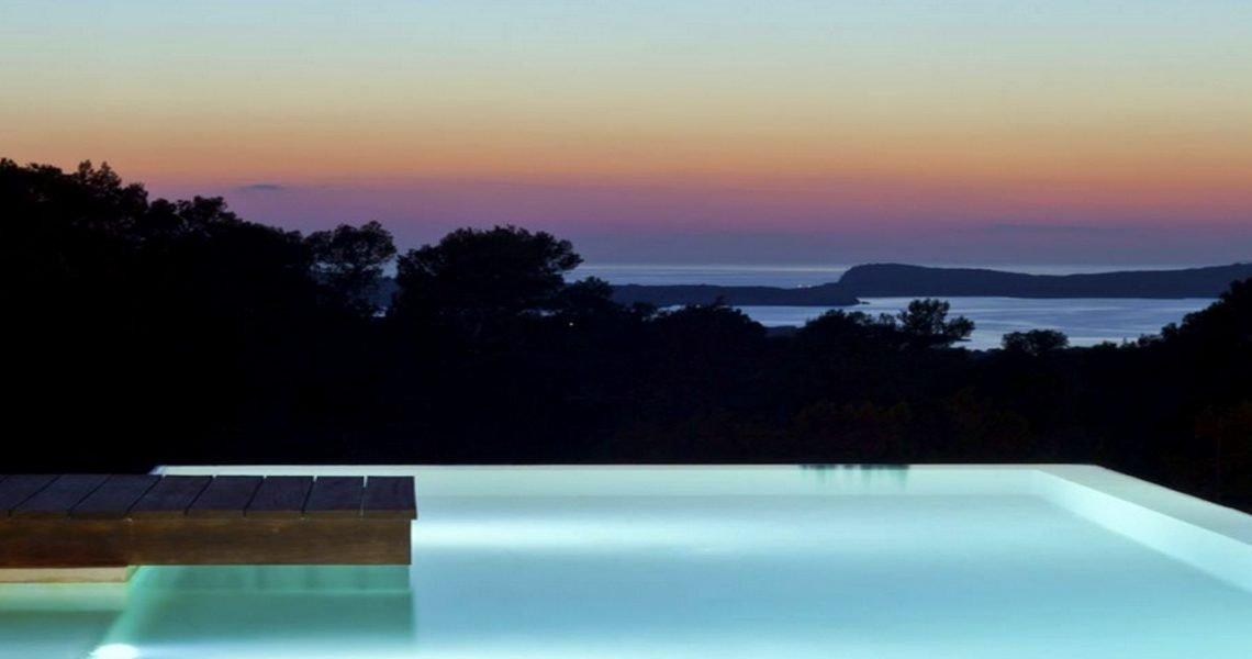 ibiza villa rent minimalist design slider