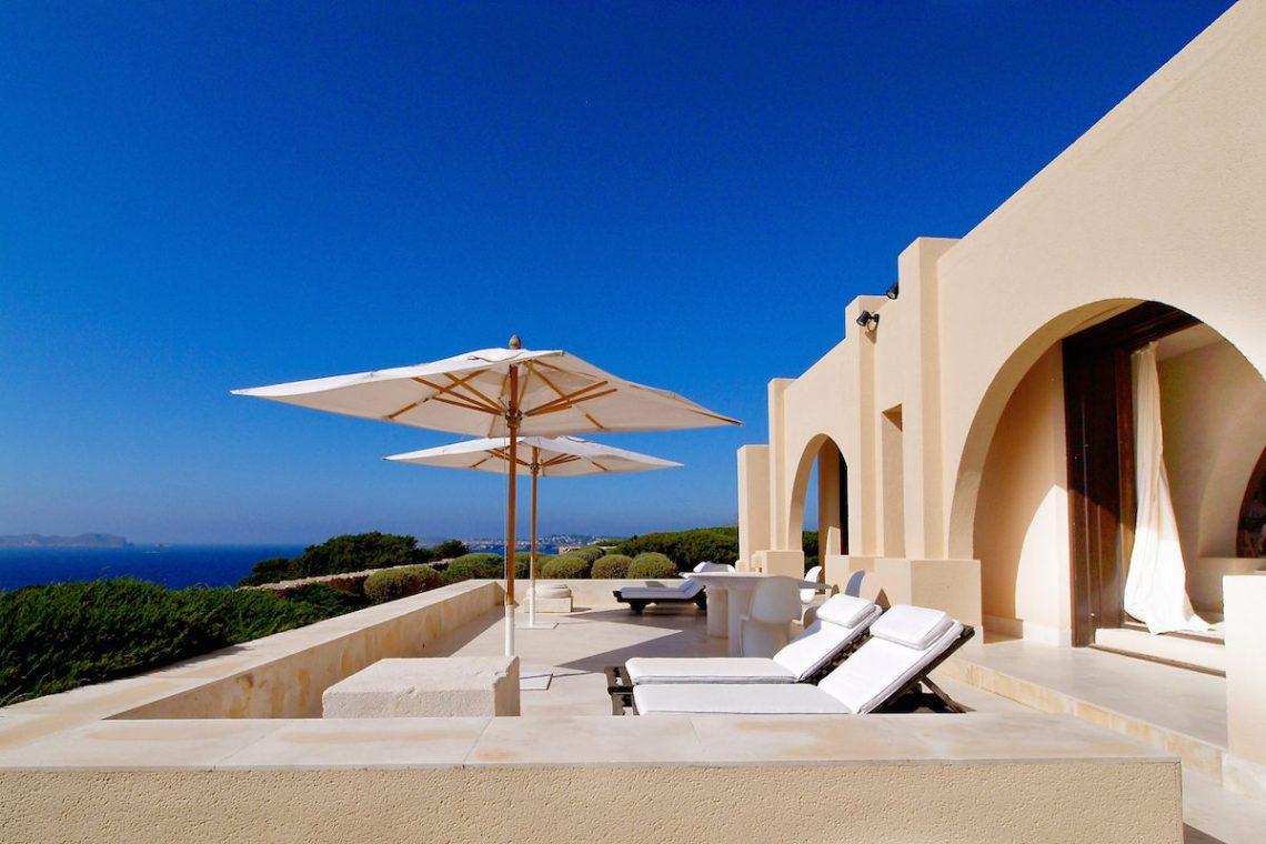 Villa Ibiza rental in stunning waterfront location 05
