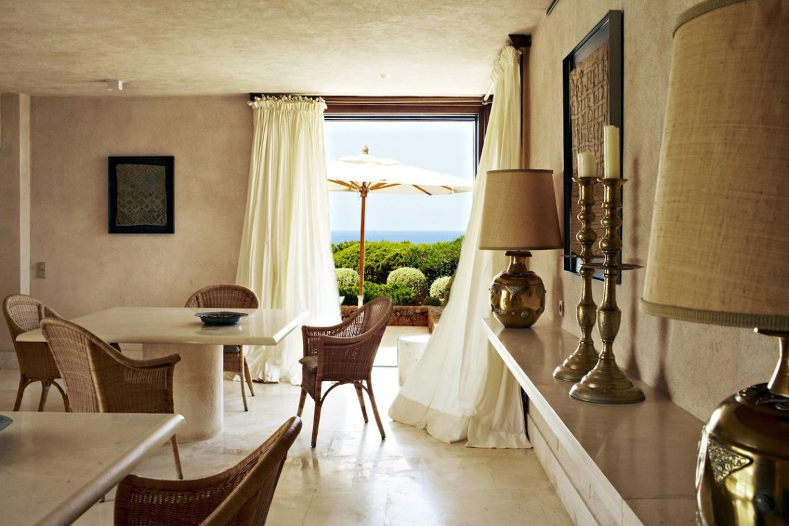 Villa Ibiza rental in stunning waterfront location 13