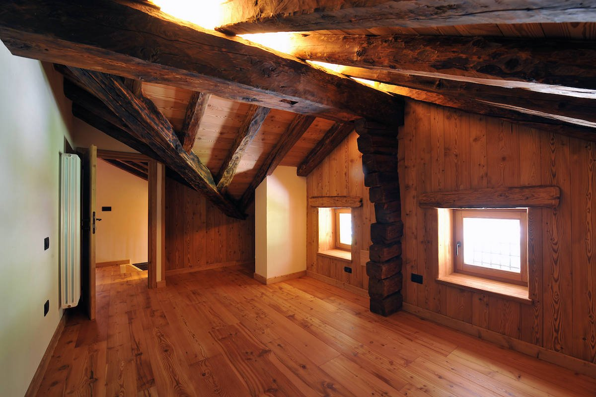 Apartments Gressoney in Walser house finely restored