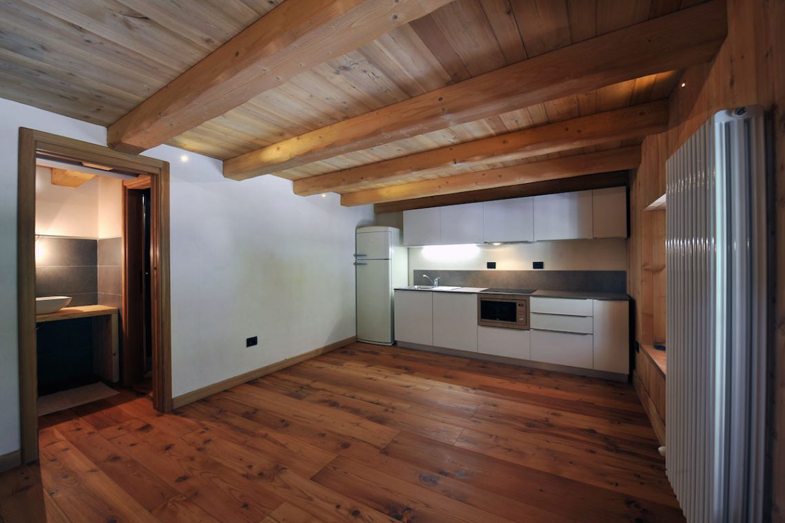 Apartments Gressoney in Walser house finely restored 34