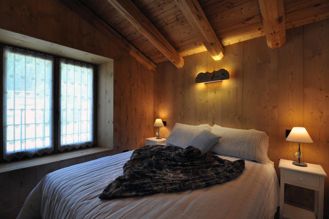 Apartments Gressoney in Walser house finely restored 45