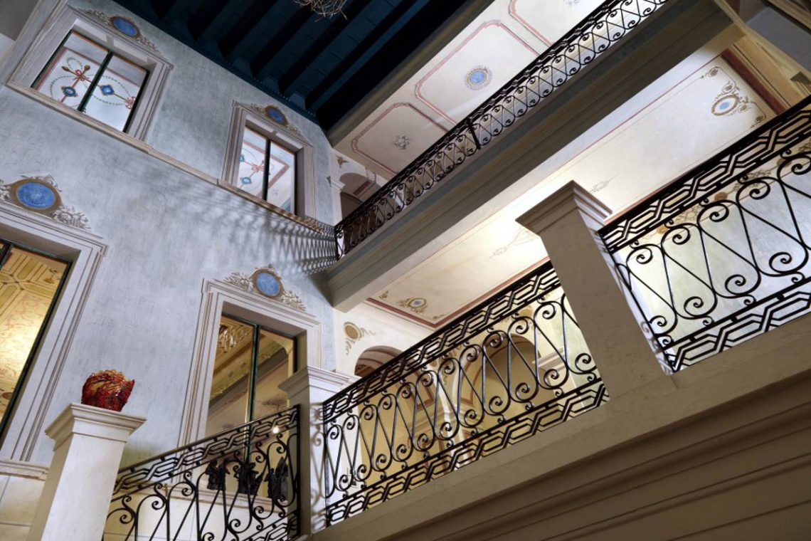 Apartment Lake Garda in historic building  03
