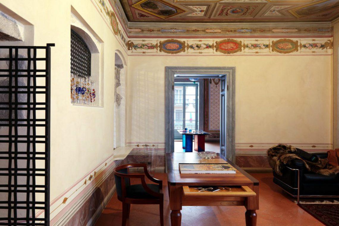 Apartment Lake Garda in historic building  08