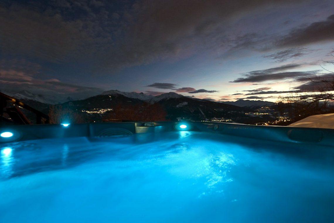 Chalet Crans-Montana, 5 Stars Alps luxury chalet 01