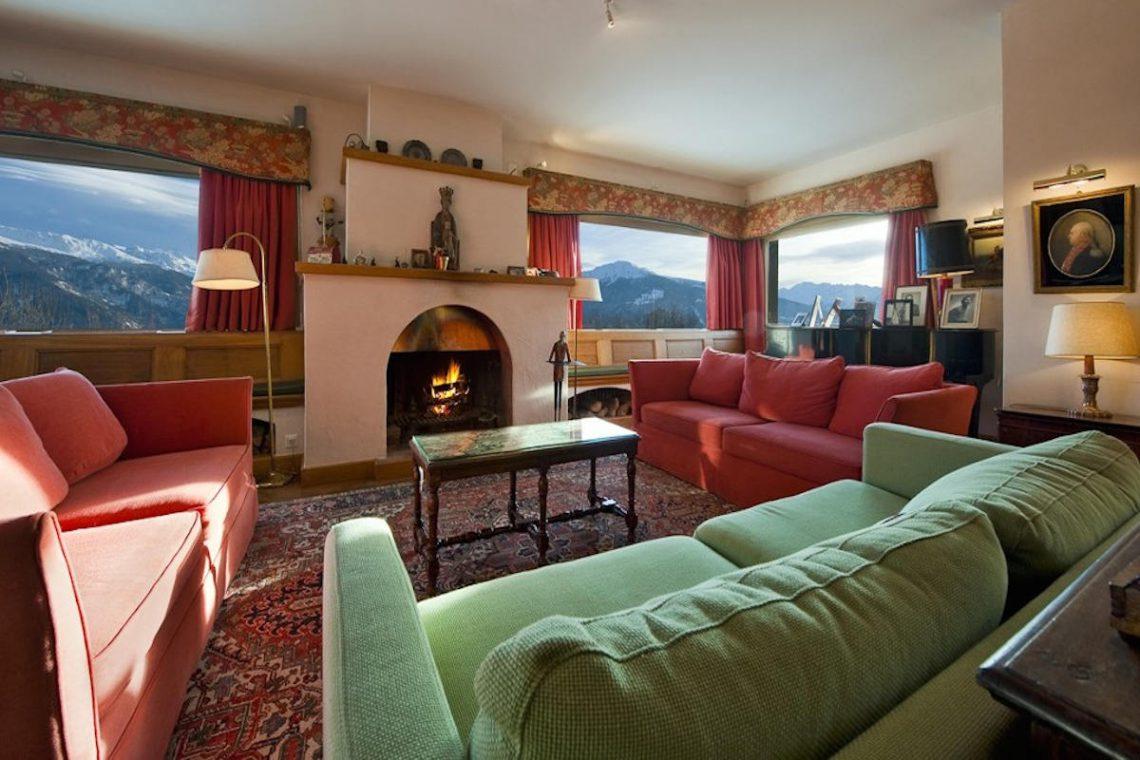 Chalet Crans-Montana, 5 Stars Alps luxury chalet 02