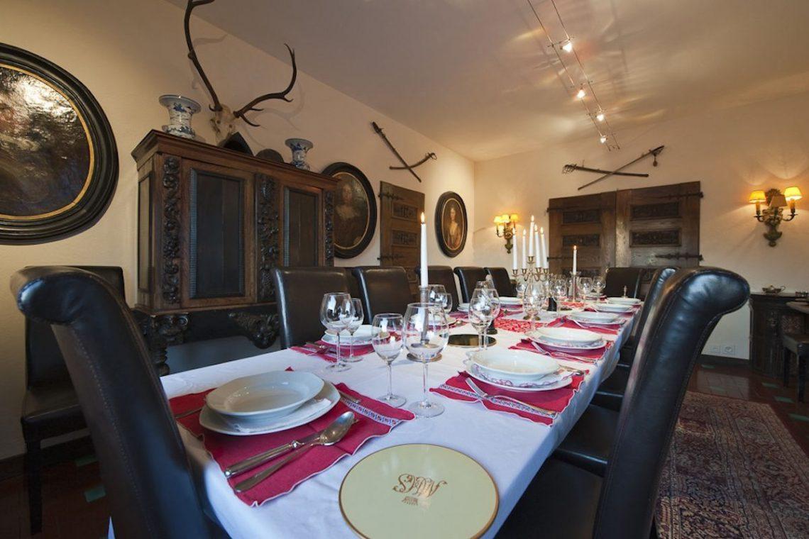Chalet Crans-Montana, 5 Stars Alps luxury chalet 05