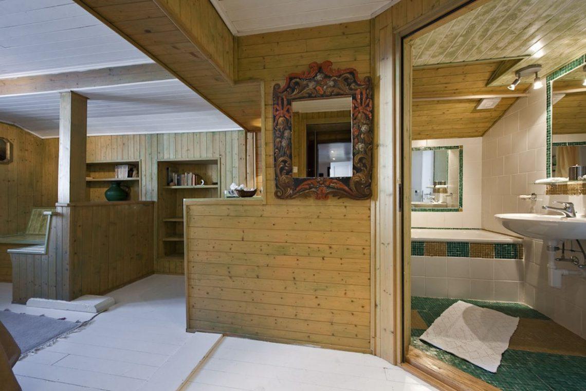Chalet Crans-Montana, 5 Stars Alps luxury chalet 07
