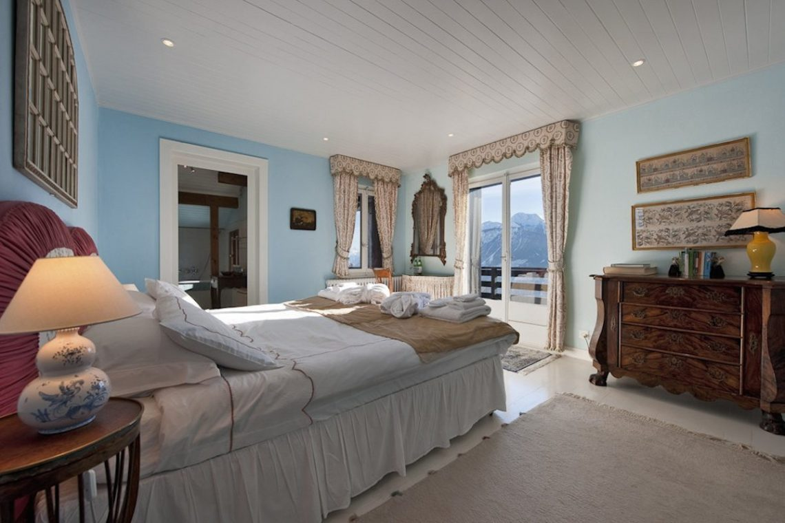 Chalet Crans-Montana, 5 Stars Alps luxury chalet 12