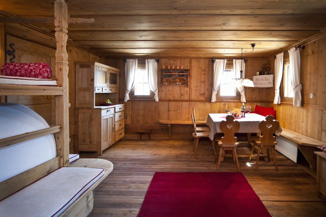 Luxury Chalet Dolomiti for rent in Campo Tures 04