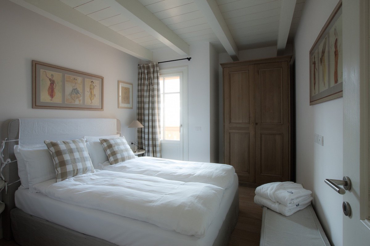 Luxurious Ski Apartments Livigno for rent in a Chalet