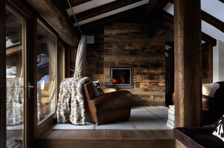 Luxury Chalet Sestriere for rent just 3 mins from Ski slopes