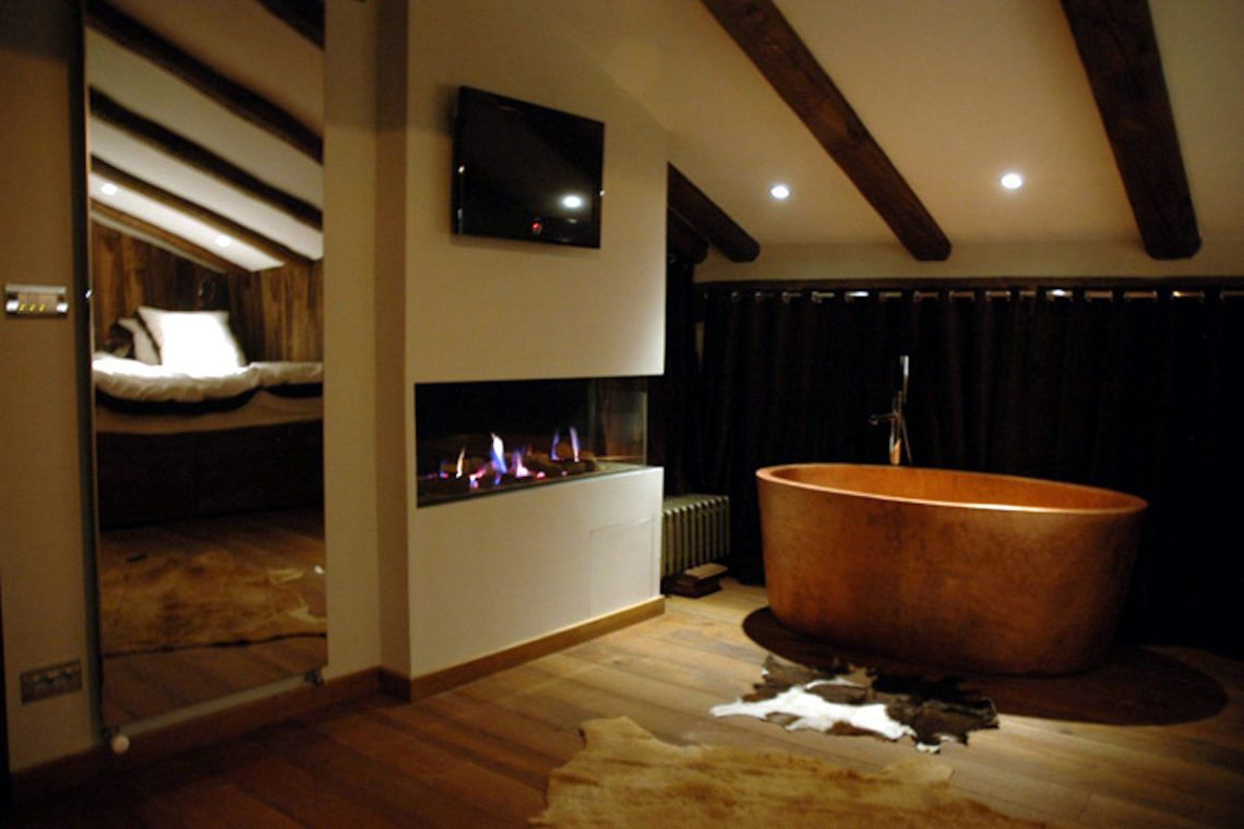Luxury Chalet Sestriere for rent just 3 minutes from Ski slopes 25