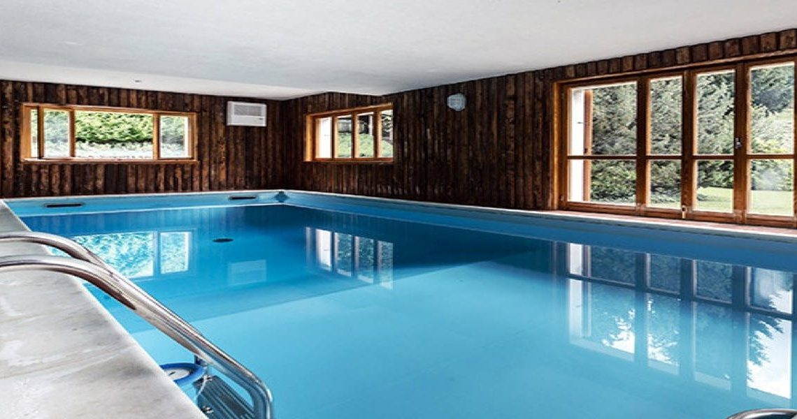 Mountain chalet with indoor pool Barzio Valsassina Italy