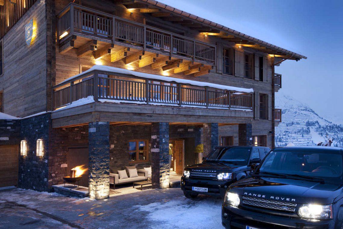 Luxury Chalet Oberlech directly on ski slopes 04