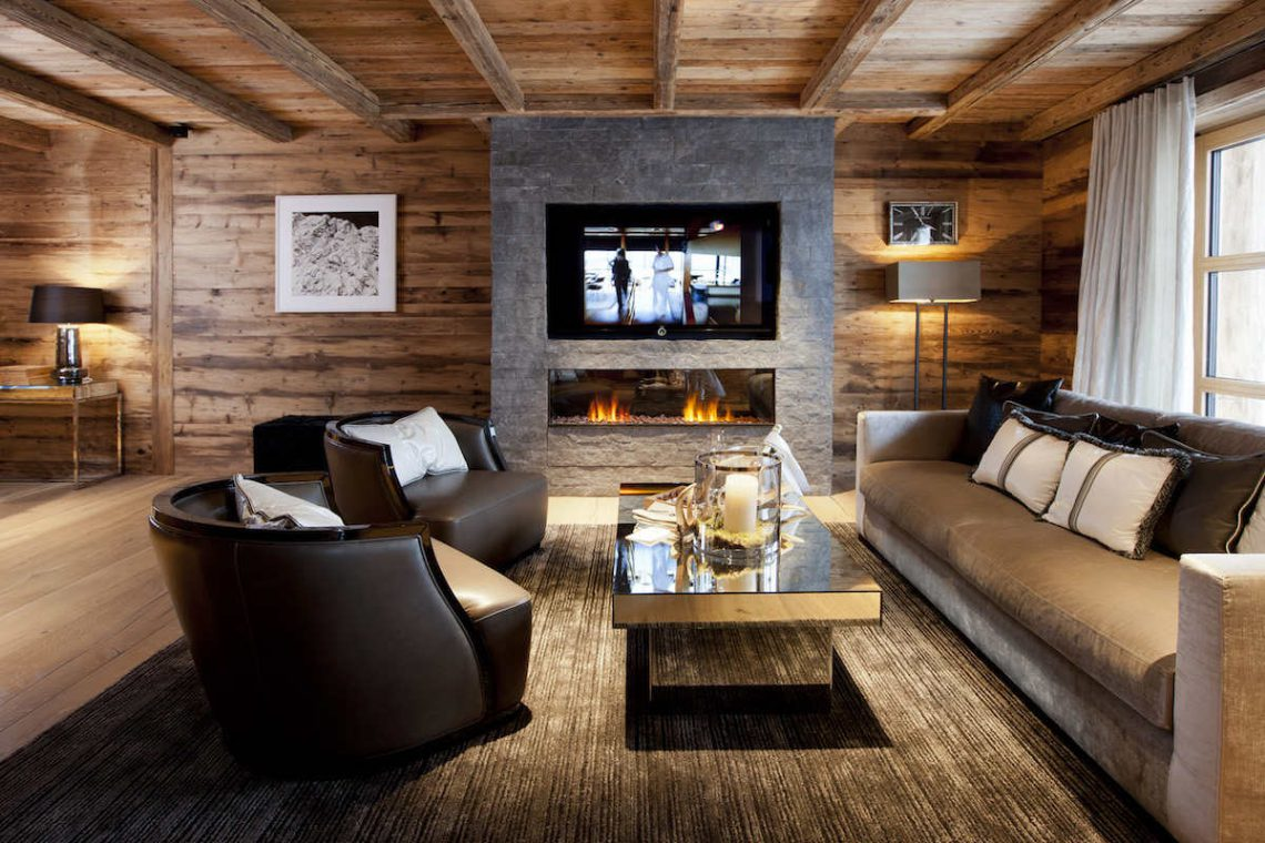 Luxury Chalet Oberlech directly on ski slopes 13