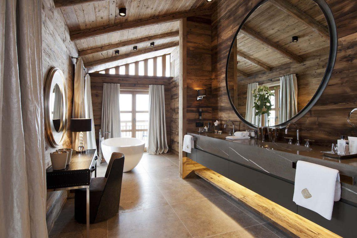 Luxury Chalet Oberlech directly on ski slopes 17