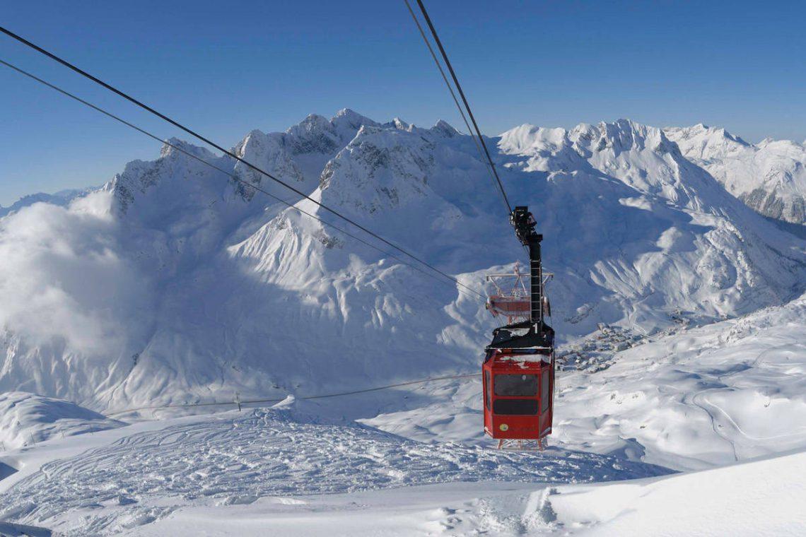 Luxury Chalet Oberlech directly on ski slopes 34