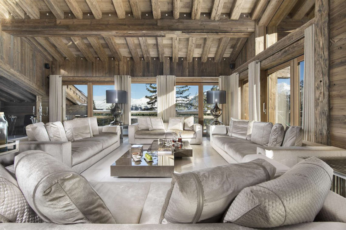 Luxury Chalet Courchevel for rent 03
