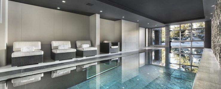Luxury Chalet Courchevel for rent near ski slopes