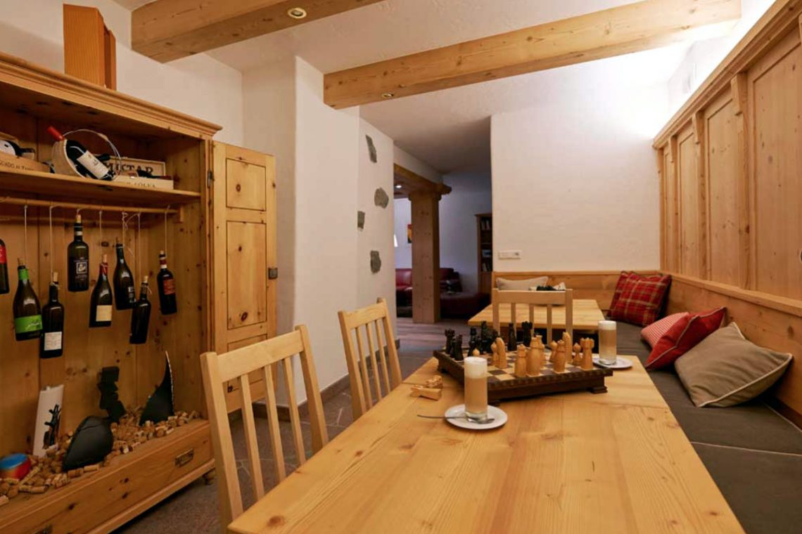 Chalet Dolomites Suites & SPA for rent 24
