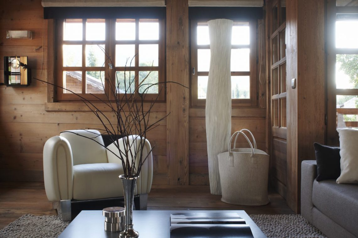 Luxury Chalet Megeve surrounded by French Alps 02