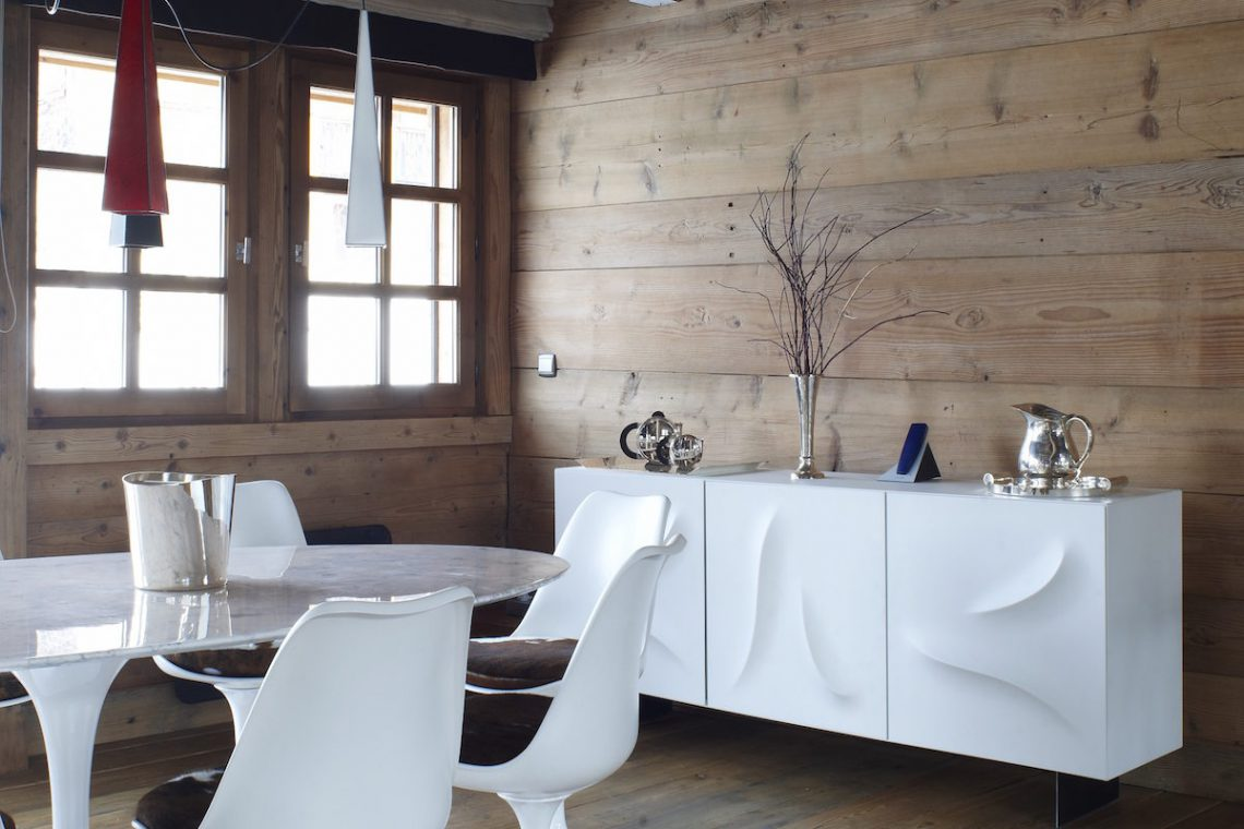 Luxury Chalet Megeve surrounded by French Alps 04