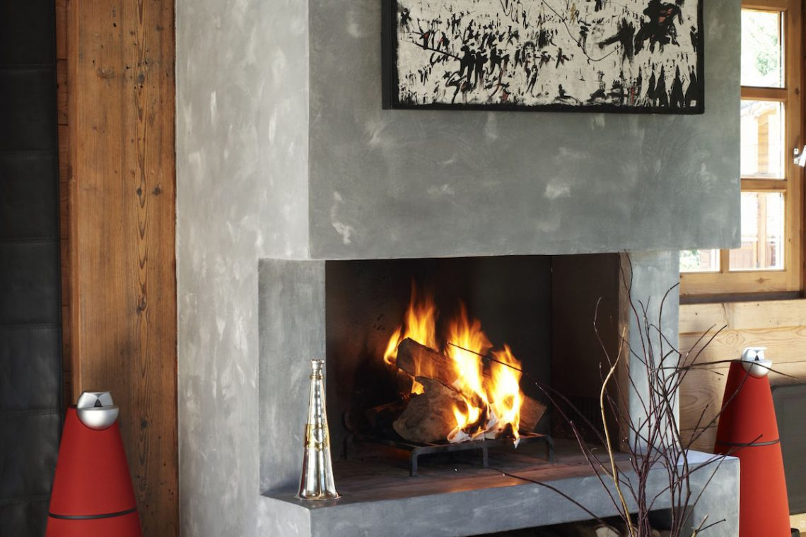 Luxury Chalet Megeve surrounded by French Alps 07