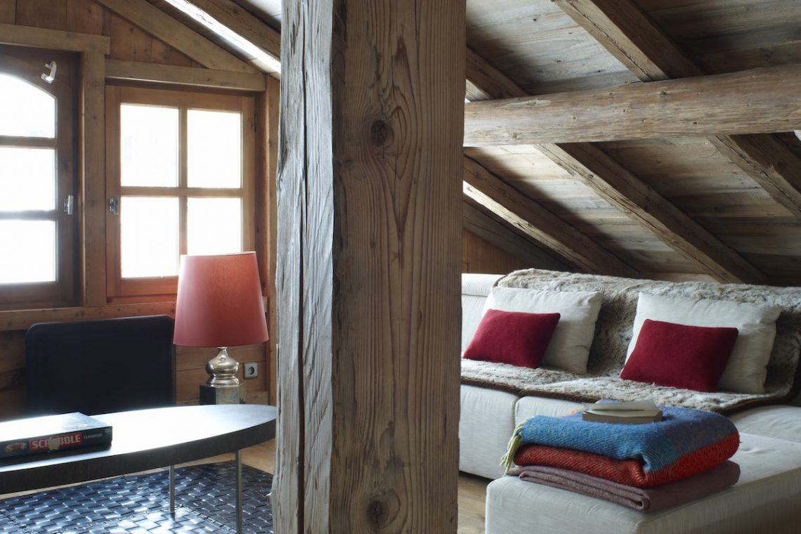 Luxury Chalet Megeve surrounded by French Alps 09
