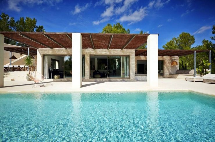 Ibiza luxury Villa Cala Jondal with Infinity Pool