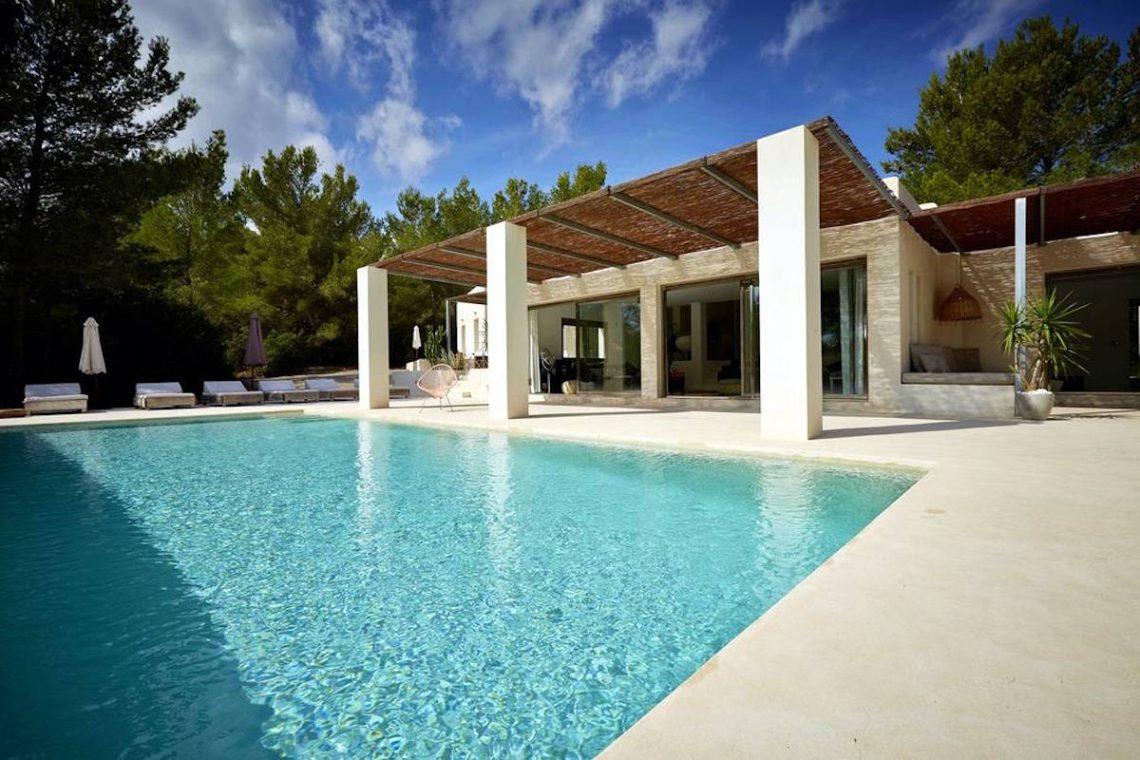 Ibiza luxury Villa Cala Jondal with Infinity Pool 02