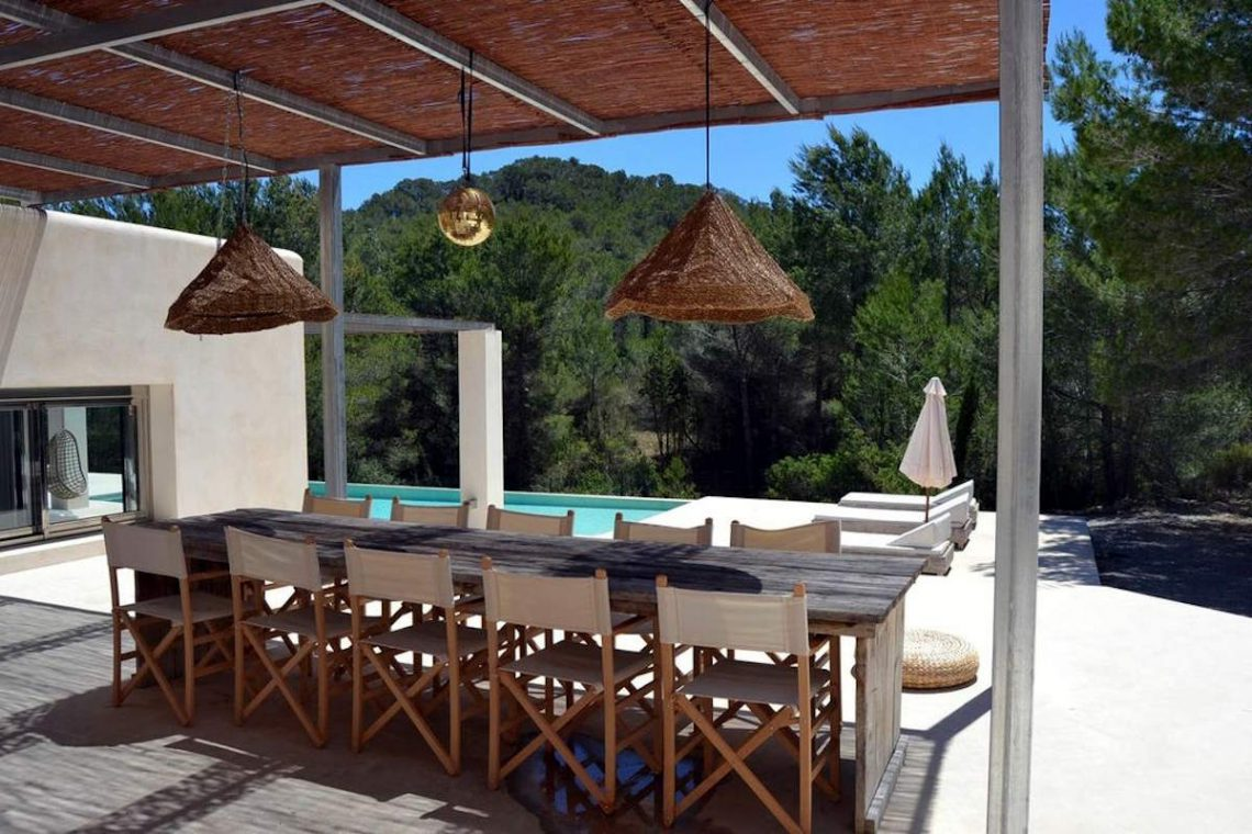 Ibiza luxury Villa Cala Jondal with Infinity Pool 12