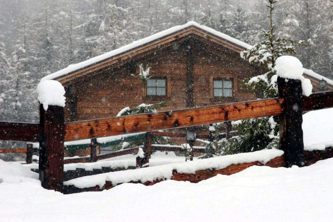 Chalet Livigno rent with private SPA & Wellness area 01